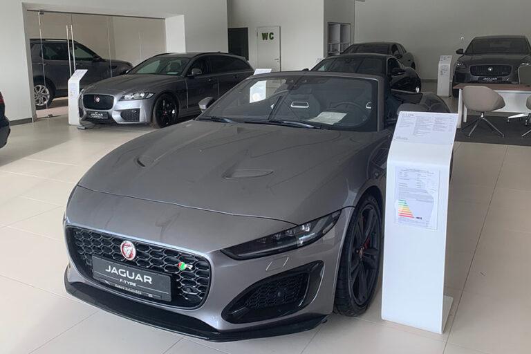 JaguarFTypegrau